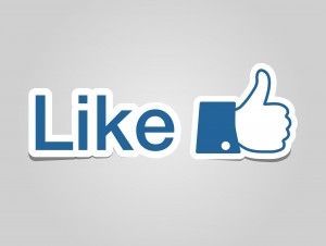 """Like"" this post!"