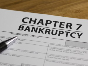 The Pros and Cons of Chapter 7 Bankruptcy Protection